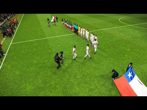 Download Pes 2019 Japan Vs Chile Friendly Match 2018 Amazing Goals