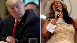 "Trump Remembers Aretha Franklin As Someone Who ""Worked For Him"""