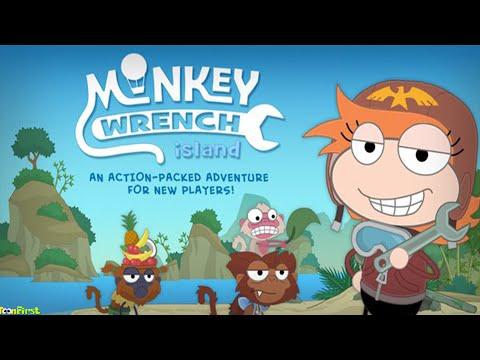 Monkey Wrench Island | Poptropica - Full Game Walkthrough