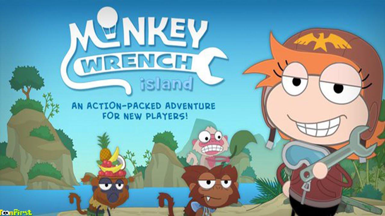 monkey wrench island poptropica full game walkthrough youtube