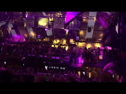 Marco Carola Closing Set @ Music On Ibiza Closing Party 2017 day1