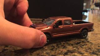 How to make a toolbox and towing mirrors for your 1:64 truck