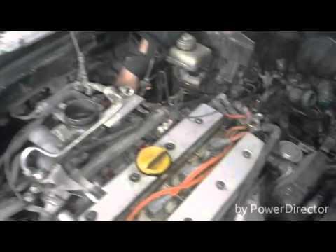 Опель вектра снятие мотора