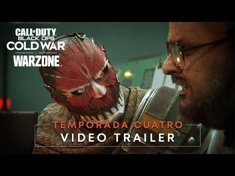 Cinemática de la Temporada 4 | Call of Duty®: Black Ops Cold War y Warzone™