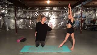 WED. 3/25- PARENT CORNER; WAYS PARENTS CAN HELP THEIR ACRO DANCER AT HOME