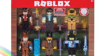 ROBLOX Figures ( Unboxing)