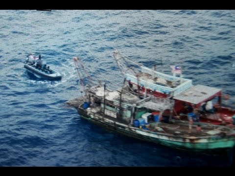 9 Missing Malaysian Navy personnel found safe