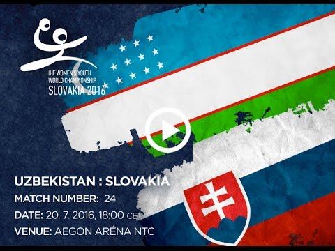 UZBEKISTAN : SLOVAKIA