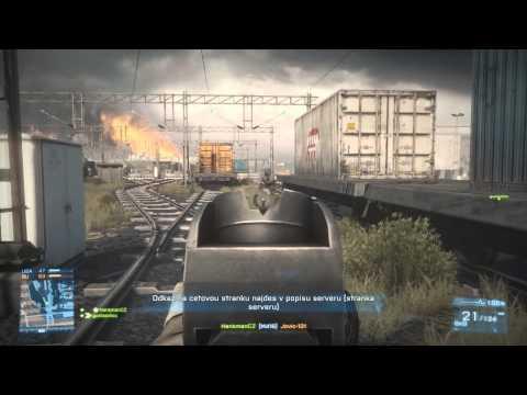 Battlefield 3 Multiplayer Online Match 4# |