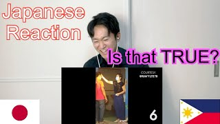Japanese Guy React to ''SUPER FUNNY! TOP 10 TRENDING QUARANTINE VIDEOS (PHILIPPINES)'