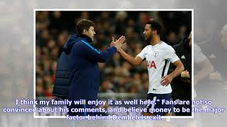 Fans react on Twitter to Mousa Dembele's comments on quitting Tottenham