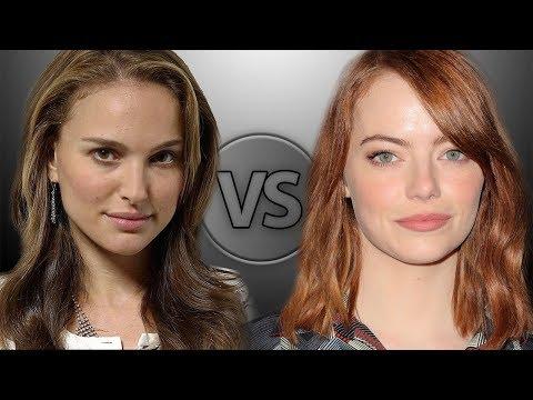 Natalie Portman vs Emma Stone