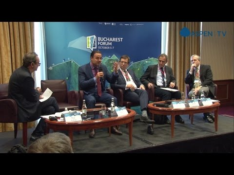 """""""Room for Diplomacy? Stability and Resilience in the Region"""" at Bucharest Forum 2016"""