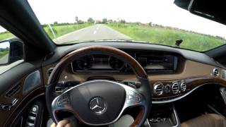 Mercedes-Benz S500 4Matic - W222 - '14 Test Drive (POV)