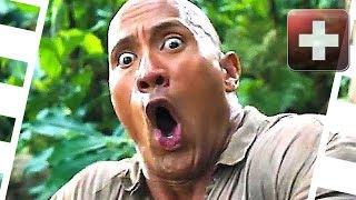 Kino+ #185 | Jumanji: Willkommen im Dschungel, Abschluss des Shocktobers, Drei Zinnen