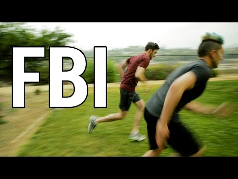 Can 'everyday men' pass the FBI fitness test?