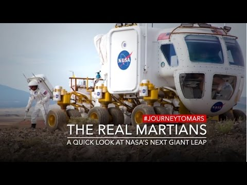 Real Martians Moment: Curious about Curiosity