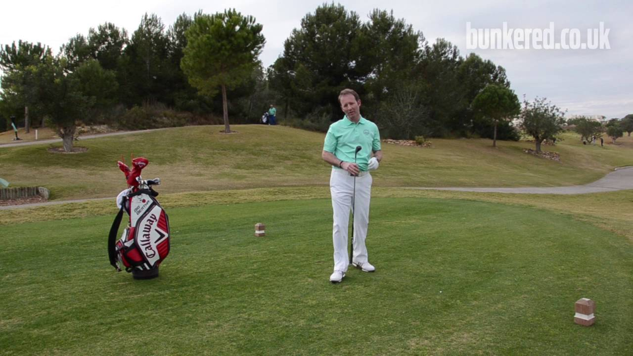 Golf Tips How To Make The Most Of Your Hybrid