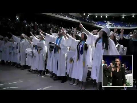Cy Ridge Graduation 2017