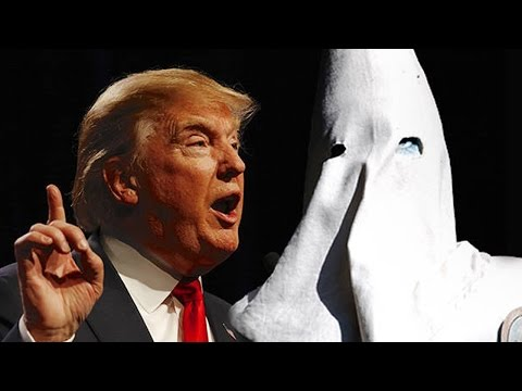 KKK Officially Endorses Donald Trump