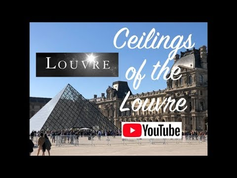 ceilings-of-the-louvre-paris-france