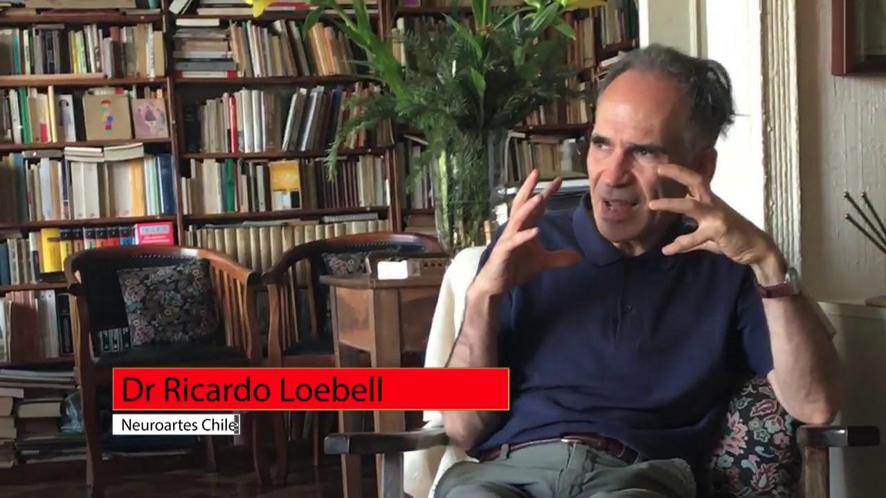 Neuroartes en Chile. Dr. Ricardo Loebell 1.