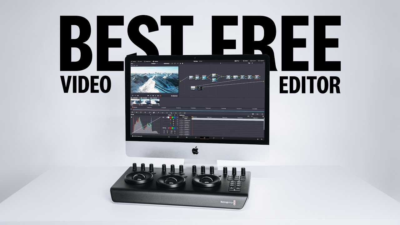 The Best FREE Video Editing Platform For CHURCHES