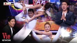 Trấn Thành, Trường Giang thót tim trước màn biểu diễn Yoga đỉnh cao | Người Bí Ẩn