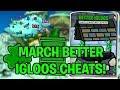 March Better Igloos Cheats 2019! (Club Penguin Rewritten)