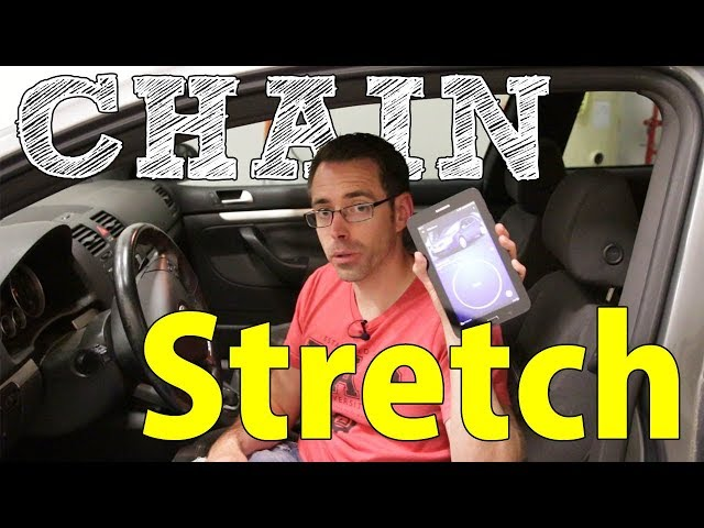 Check your 2.0t TSI VW | Audi for Timing Chain Stretch!