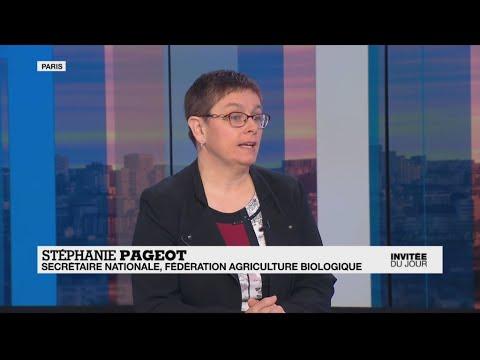 """""""L'agriculture biologique répond aux attentes des citoyens sur la santé et l'environnement"""""""