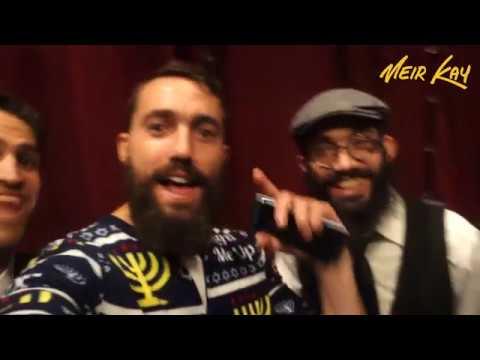 I MC'd A Concert With RJ2! 8th Day! Mordechai Shapiro!
