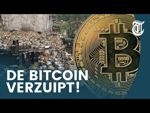Crypto-miners zwaar getroffen door overstromingen - CRYPTO-UPDATE