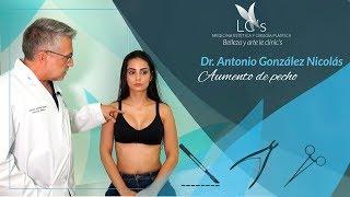 Vídeo testimonio aumento de pecho | Adela | Dr. Antonio González Nicolás | Beauty LeClinic's