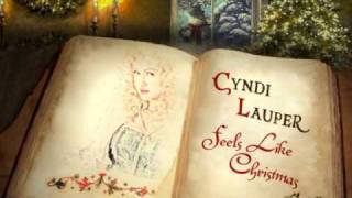 Watch Cyndi Lauper Feels Like Christmas video