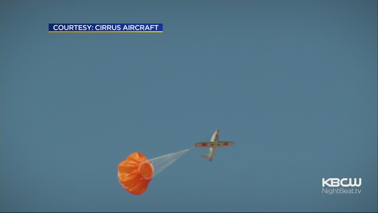 Cirrus Aircrafts 2m Private Jet Is Equipped With Its Own Parachute