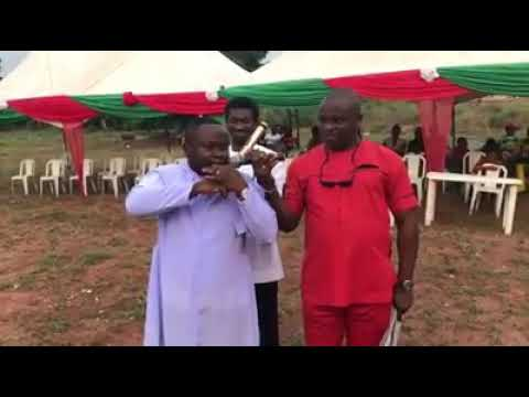 Download The talented Rev. Father Jude Okoli of St. Mathew's Catholic Church, Akpu, Orumba South LGA Anambra.