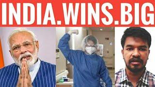 India Wins Big | Tamil | Madan Gowri