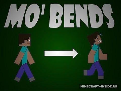Обзор мода 1- Mo'bends