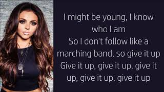 Little Mix ~ A Different Beat~ Lyrics