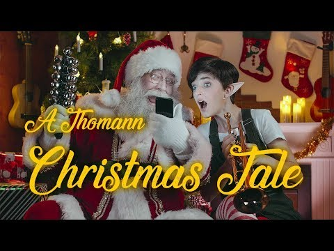 A Thomann Christmas Tale 2018 | Part 1 | The Reindeer Quit