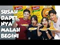 BARU! Indomie Salted EGG bareng Jodie dan Devano - MACAR