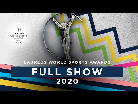 Laureus World Sports Awards 2020 Live
