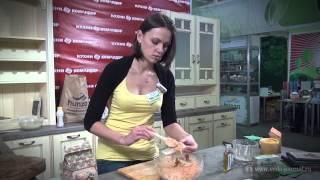 Анастасия Андреева - Хрустящие Бутерброды с Морковью и Чечевицей