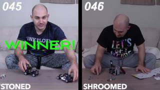 Stoned VS Shroomed Challenge EXTENDED VERSION