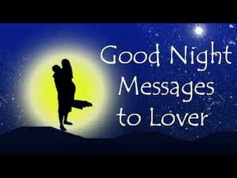 Top Good Night Messages For Lover 2016 Quotes And Wishesgood