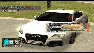 BRILLIANT RP | Казино на 1.3 МЛН р. | Покупаем Audi TT | Обзор кв. Moscow-Сity