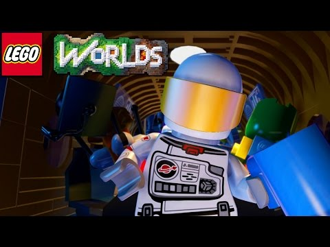 Lego Worlds - Crash Landing! [1]