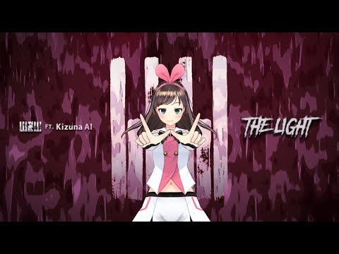 W&W Ft. Kizuna AI - The Light (Official Music Video)