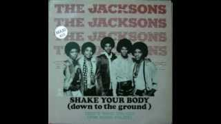 The Jacksons - Shake Your Body (Down To The Ground) (Special Disco Version)